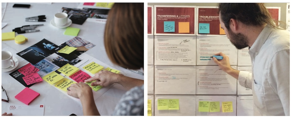Tiles of deeper research and collaboration