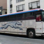 Greyhound bus image