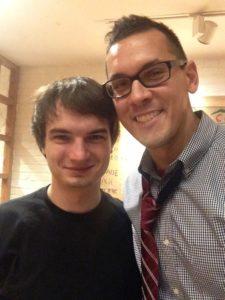 Paul Bulencea and Steven Klimek, Sideview cofounders
