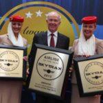 Emirates Skytrax award